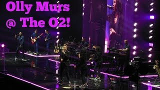 OLLY MURS @ THE O2!