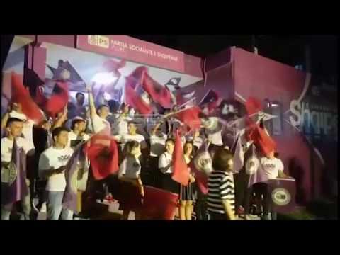 Ora News – Socialistët nisin festën në Vlorë