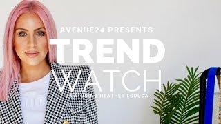 Trend Watch: Big SHoulders