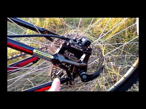 Горный велосипед GT COMP