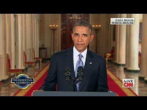 Obama: Assad regime is not a threat