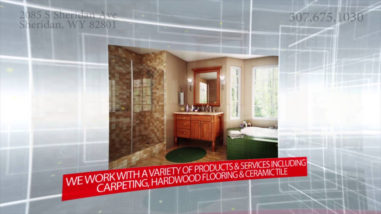 Kitchen And Bathroom Cabinets In Sheridan WY