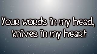 Repeat youtube video Christina Perri - Human Lyrics HD
