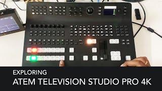 Blackmagic ATEM Television Studio Pro 4K | Exploring