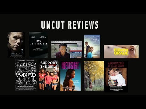 Chicago Critics Film Festival 2018 Reviews UNCUT