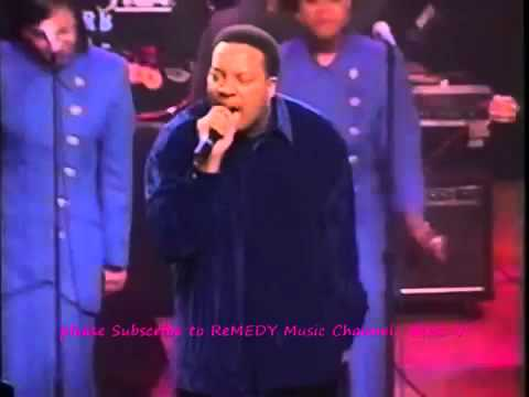 Marvin Sapp- Sweeter As The Days Go By