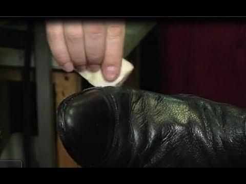 Обувь зимой. Как ухаживатьиз YouTube · Длительность: 2 мин11 с  · Просмотры: более 29.000 · отправлено: 20.01.2014 · кем отправлено: Страна советов