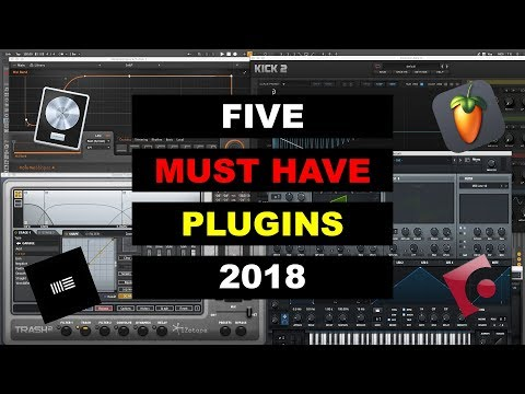 Five MUST HAVE VST Plugins for Music Producers in 2018