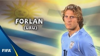Diego Forlan - 2010 FIFA World Cup