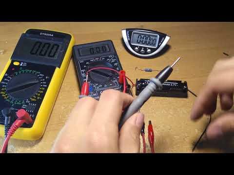 Kínai olcsó 18650 Lithium akku kapacitás teszt (Fake Lithium battery capacity test)