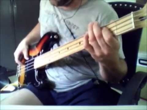 The Way | California Breed | Epiphone Precision Bass Custom