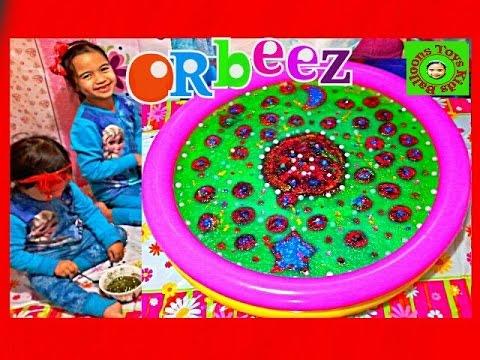 new-orbeez-crush-giant-birthday-cake-sweet-treats-studio-diy-kids-fun-time-kids-balloons-and-toys