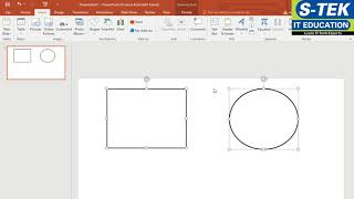 PowerPoint Tips and Tricks-Combine Shapes