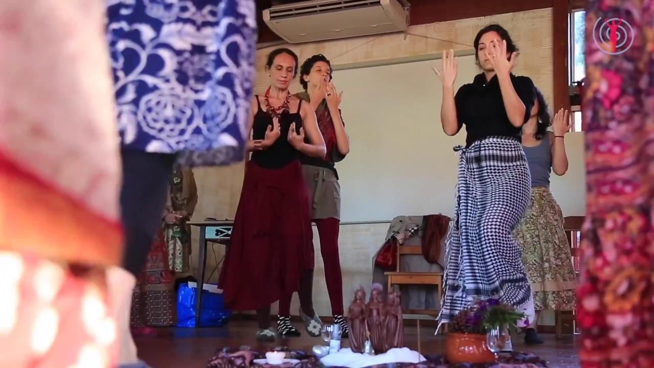 Dança Circular Gineterapia