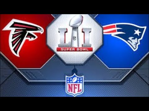Madden NFL 18 Opening Game: Super Bowl LI - Atlanta vs New England