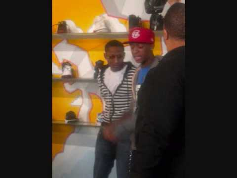 FBMG Freestyle on The Cypher Show (Jay Reall & Canty Cash)