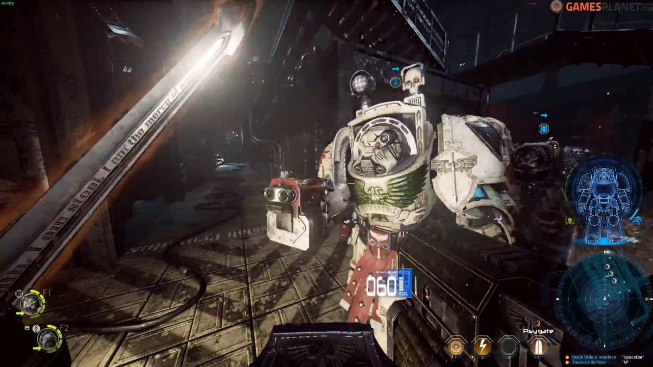 Space Hulk: Deathwing High Settings on GTX 960 / FX 6300 - Lets
