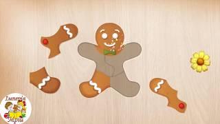 #пазли#пазлы#puzzle Аріана складає пазли: шоколад, пиріг, морозиво, льодяник, мафін, кекс та печево.