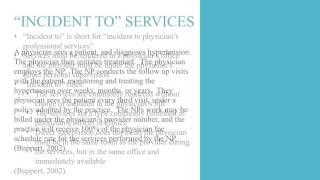 REIMBURSEMENT FOR NURSE PRACTITIONER SERVICES