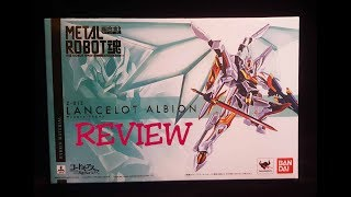 METAL ROBOT DAMASHII Z-01z LANCELOT ALBION CODE GEASS