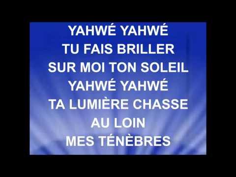 YAHWÉ - Samuel Olivier