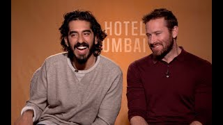 HOTEL MUMBAI Interview with Dev Patel and Armie Hammer