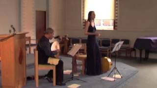 Chamber Music suite XXIII This heart that flutters (word - James Joyce, music - Anna Tam)