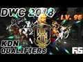 Dragon Nest PvP Tournament DWC 2018: Korea Qualifiers KOF