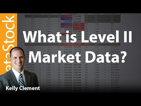 What is Level II Market Data?