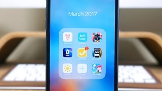 Top 10 iOS Apps of March 2017!