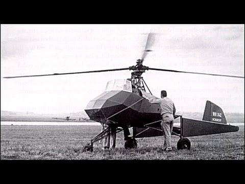 Military Helicopters of World War I & World War II