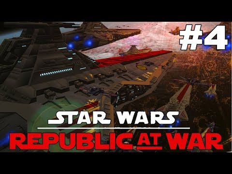 CAMPAÑA Con La REPÚBLICA en la ORDEN 66 #4 - Star Wars Republic at War