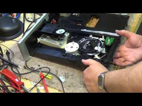 Sony 5 Disk CD changer diagnostics