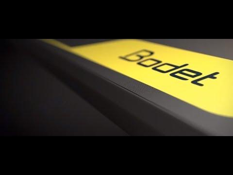 Bodet Scorepad is a multisport touchscreen keyboard