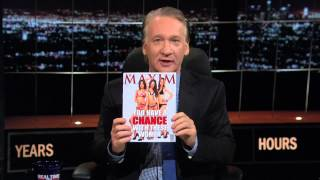 Real Time With Bill Maher: Pandering Magazines (HBO)