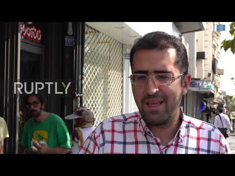 Iran: Tehran residents react to ICJ's ruling on lifting US sanctions