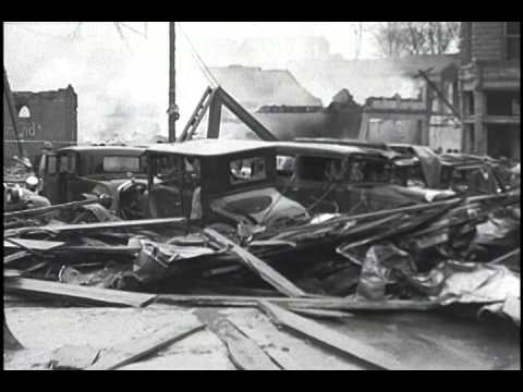 Baby Elvis Escapes Tupelo Tornado 1936