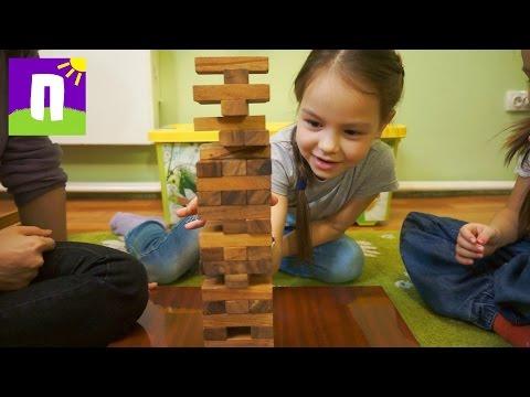 Дженга - настольная игра / Jenga