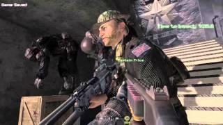 COD Modern Warfare 1 - Mission 19 - No Fighting In The War Room