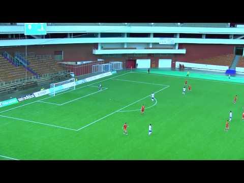 Azerbaijan   Czech Rep 1st half p 1