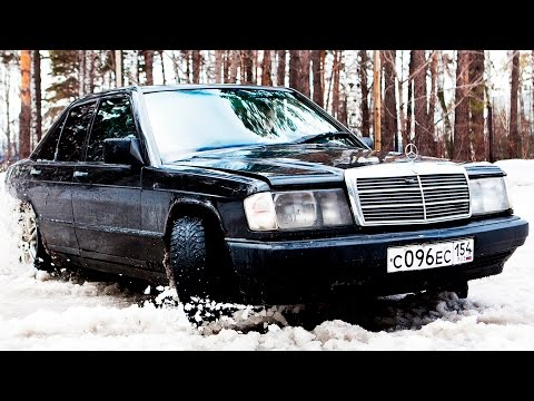 Mercedes 190 (W201) 190 л.с. / mercedes-benz 190 W201 /  drift