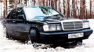 Mercedes 190 (W201) 190 Л.С. / Mercedes-Benz 190 W201 /  Drift