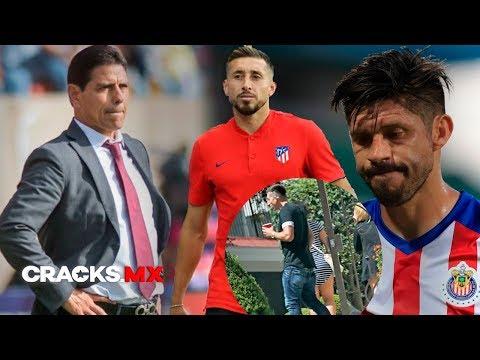 SOSA llamó PUT*S a dos jugadores | HERRERA aclara fiesta del TRI | ORIBE ACEPTA: no rinde en CHIVAS