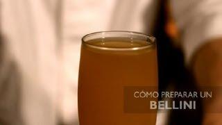 Como Preparar un Bellini : Los Cocteles Mas Populares