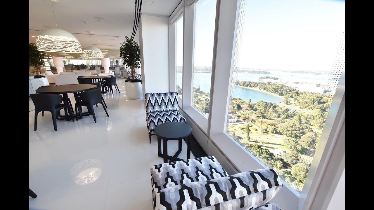 Sydney Commercial Interior Design - Aurora Place Time Lapse