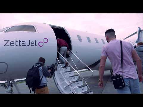 Conor McGregor Lands in Los Angeles