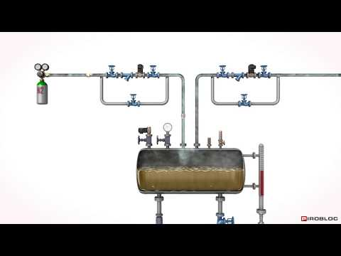 Expansion Tanks In Industrial Thermal Fluid Heating Circuits - Pirobloc