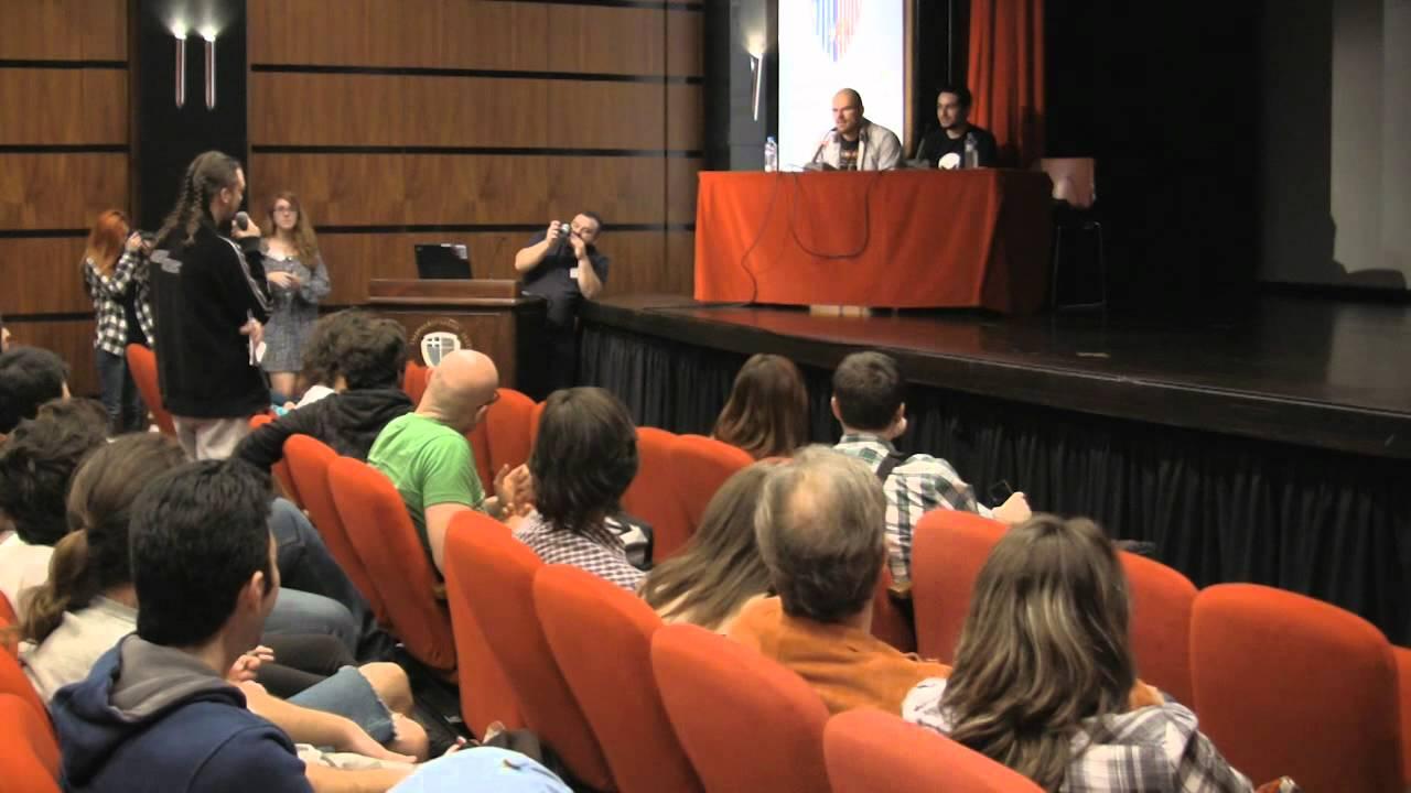 Comicdom Con Athens 2012