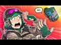 When EVERYTHING GOES WRONG in Rainbow Six Siege ft. SypherPK