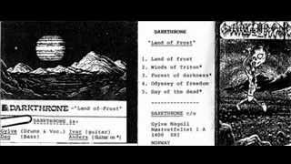 Darkthrone - Land Of Frost (Demo)